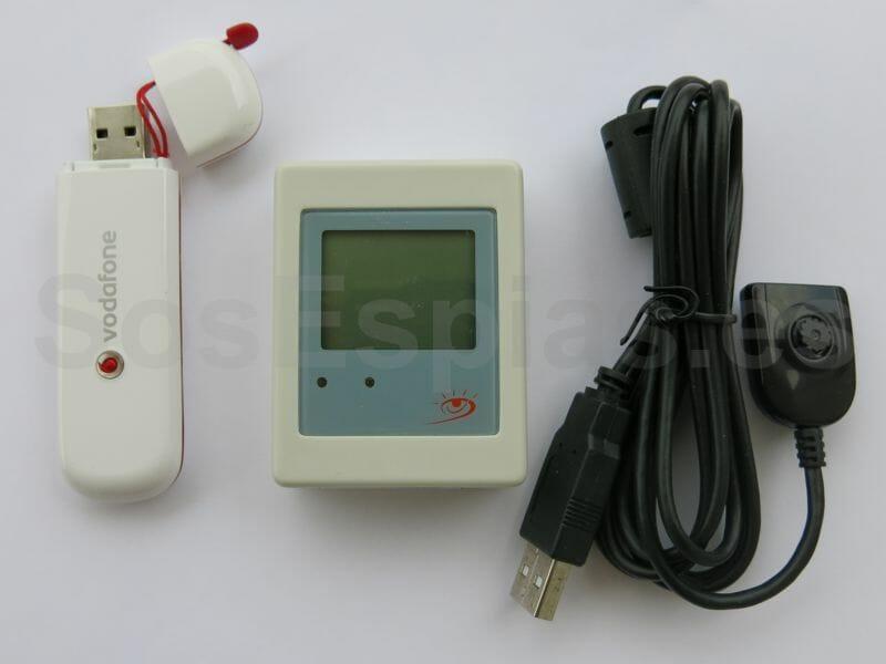Camara boton para Pinganillo wifi con Servidor Ip