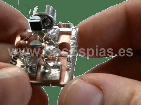 Micrófono Espía