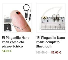 Pinganillo Iman Examen