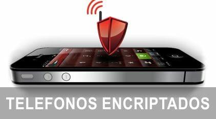Telefonos seguros encriptados